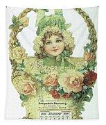Snoqualmie Calendar Tapestry