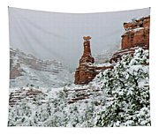 Snow 06-027 Tapestry