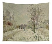 Snow Effect Tapestry