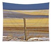 Snow Hills Saskatchewan Tapestry