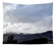 Snow Line Tapestry