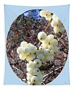 Snowberry Cluster Tapestry