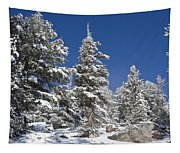 Snowscape 2 Tapestry