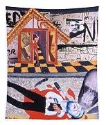 Soap Scene # 9 Med Ned Likes People Dead Tapestry