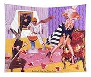 Soap Scene #20 Galleria Symbiosis Tapestry