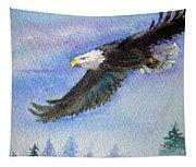 Soaring Eagle Tapestry