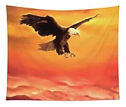 Soaring High Tapestry