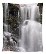 Soco Falls North Carolina Tapestry