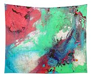 Soft Abstract Tapestry