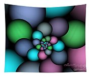 Soft Balloons Tapestry