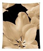 Soft Petals Tapestry