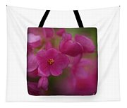 Soft Pink Tote Tapestry