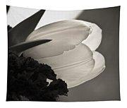 Lit Tulip Tapestry