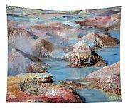Sol De Manana In Bolivia Tapestry