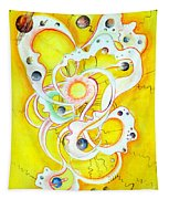 Solar System And Its Energy Tapestry