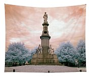 Soldier's Monument Tapestry