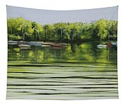 Solo Sail Tapestry