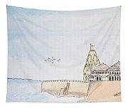 Somnath Jyotirling Tapestry