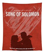 Song Of Solomon Books Of The Bible Series Old Testament Minimal Poster Art Number 22 Tapestry