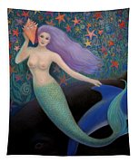 Song Of The Sea Mermaid Tapestry