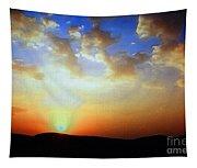 Sonnenuntergang 17052 Tapestry