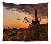 Sonoran Summer  Tapestry