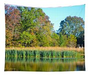 Soothing Reflections Tapestry