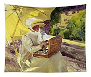Sorolla: Painter, 1907 Tapestry