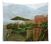 Sorrento Albergo Tapestry