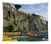Sorrento Beach Tapestry
