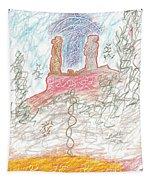 Soul Mates Tapestry