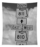 South 811 Tapestry