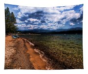 South Beach At Priest Lake Tapestry