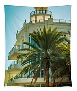 South Beach Vibes Tapestry