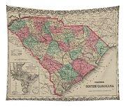 South Carolina Tapestry