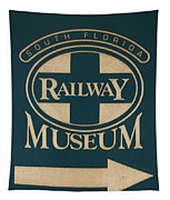 South Florida Railway Museum Tapestry