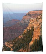 South Rim Sunset Tapestry