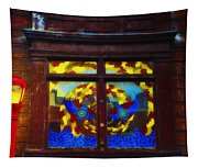 South Street Window Tapestry