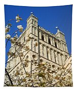 South Tower Exeter Cathedral Tapestry