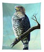 Southern Banded Snake Eagle Tapestry