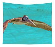 Southern Most Pelican Tapestry