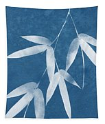 Spa Bamboo 1-art By Linda Woods Tapestry