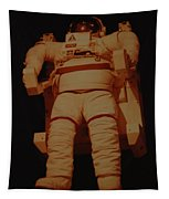 Space Suit Tapestry