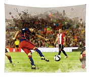 Spain Spanish Super Cup Tapestry