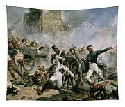 Spanish Uprising Against Napoleon In Spain Tapestry
