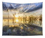 Sparkley Waters Tapestry