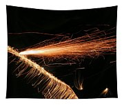 Sparks Will Fly Tapestry