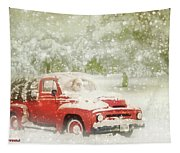 Special Delivery Tapestry