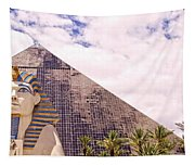 Sphinx Clouds Tapestry