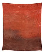 Spice- Abstract Art By Linda Woods Tapestry